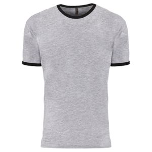 Next Level Unisex Cotton Ringer T-Shirt Thumbnail