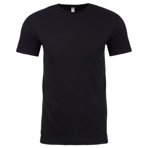 Next Level Unisex Sueded Crew Neck T-Shirt Thumbnail
