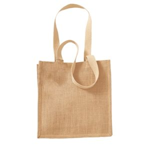 Westford Mill Jute Compact Tote Thumbnail